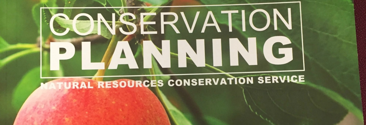 Whole Farm Conservation Plan Funding Available